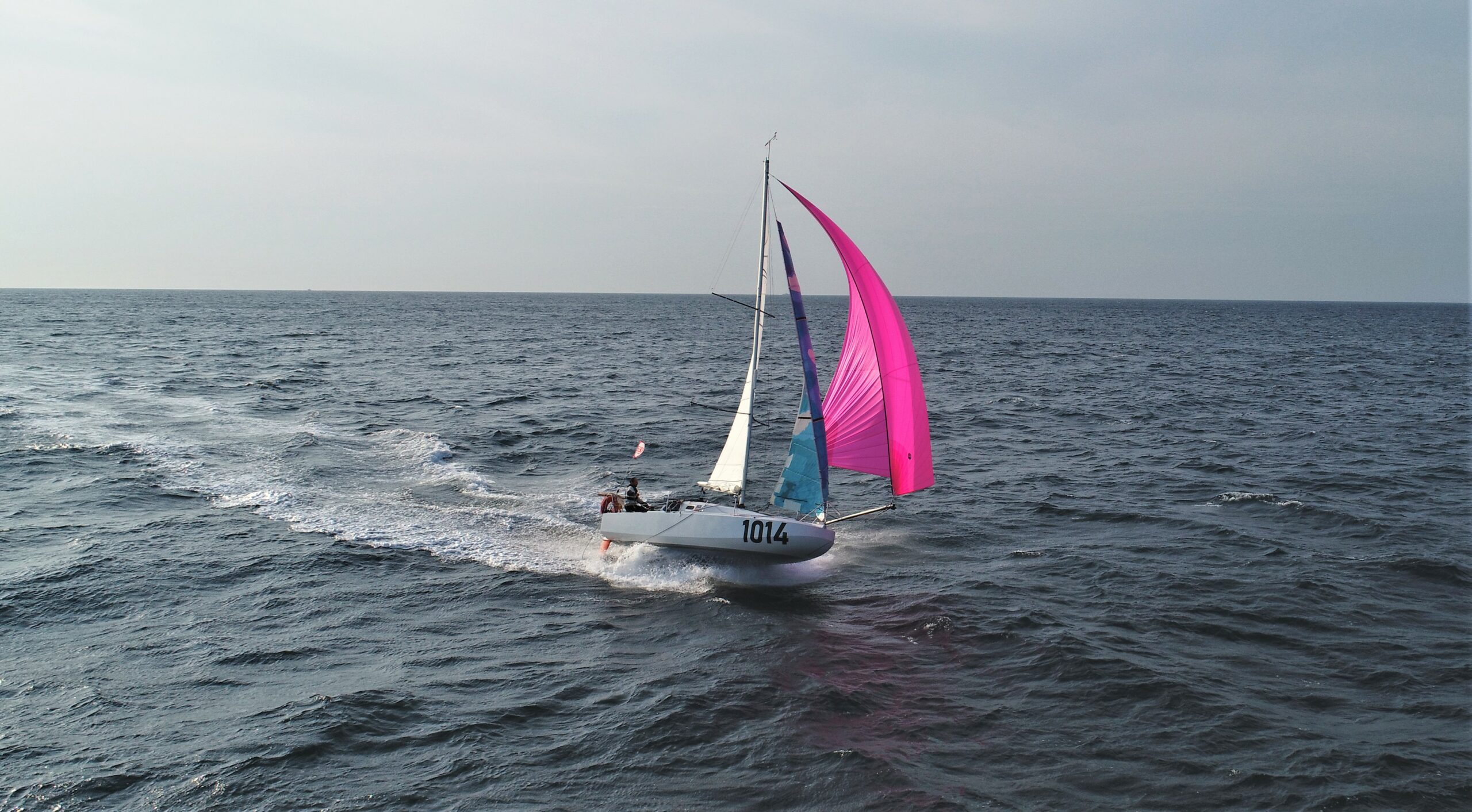 The Sailing Frenchman
